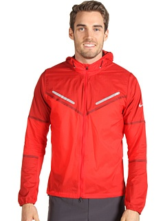 Nike Hurricane Vapor Jacket. My lightest jacket isn't water resistant. Hoping to replace with this.