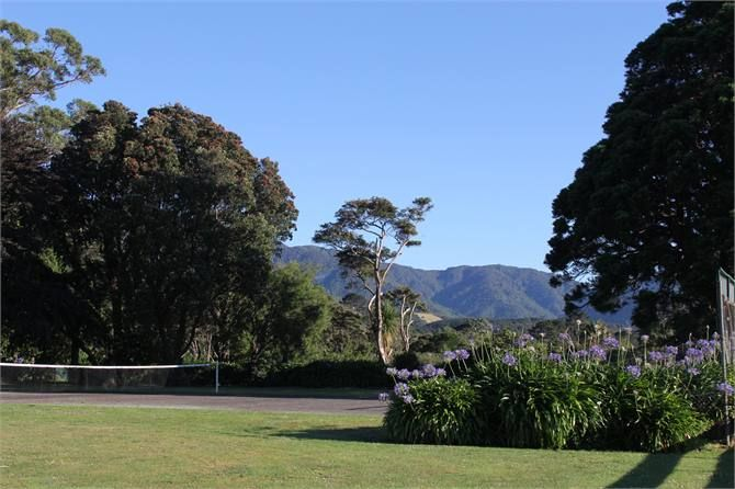 Rural Wairarapa Holiday Home accommodation. Waiorongomai
