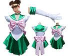 Ladies Costume Fancy Dress Up Cosplay Sailor Moon sz 6810121416 Green - http://cheapcosplay.com/cosplay-costumes/sailor-cosplay