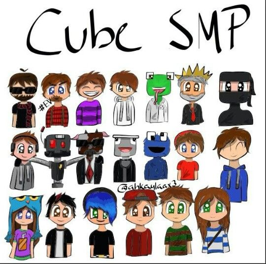 Cube SMP!!!