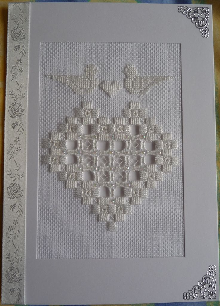 Mary Joan Stitching: Hardanger Gallery
