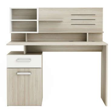 Bureau Enfant Conforama Great Meuble Blanc Laque
