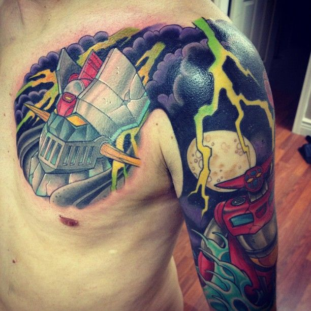 David tevenal at memento tattoo and gallery in columbus for Tattoo columbus ohio