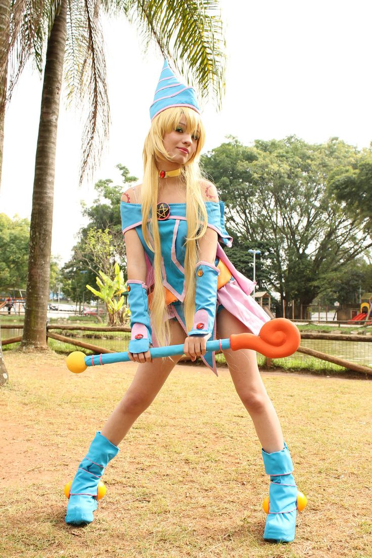 Think, porn cosplay dark magician girl sorry, that