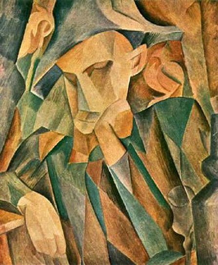 Pablo Picasso and Cubism