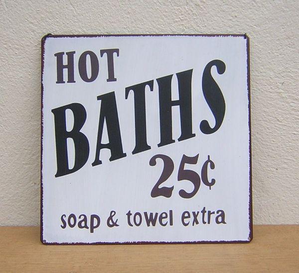 Bathroom Signs Vintage best 25+ bath sign ideas on pinterest | diy laundry room furniture