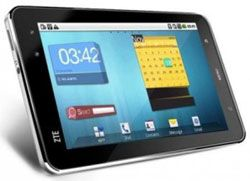 ZTE Light 2 Android Tablet with Pixel Qi's 7″ Sunlight Readable Display