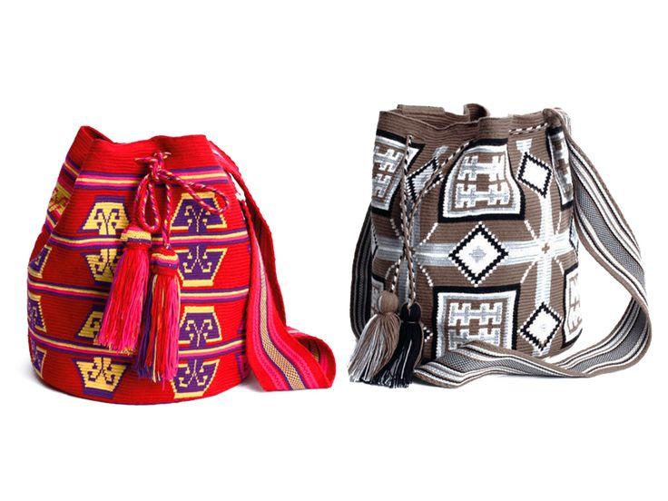 Mochila Wayuú - Catálogo de Productos - Artesanías de Colombia