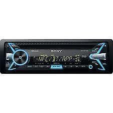 SONY {MEX-N5150BT} HEAD UNIT PLAYER USB CD BLUE T00TH 55W #Sony