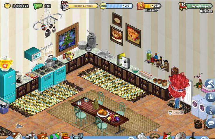 S Farmhouse Kitchen