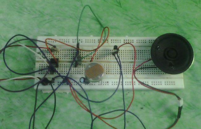 Simple 555 Tester Circuit Diagram Electronic Circuits Diagram