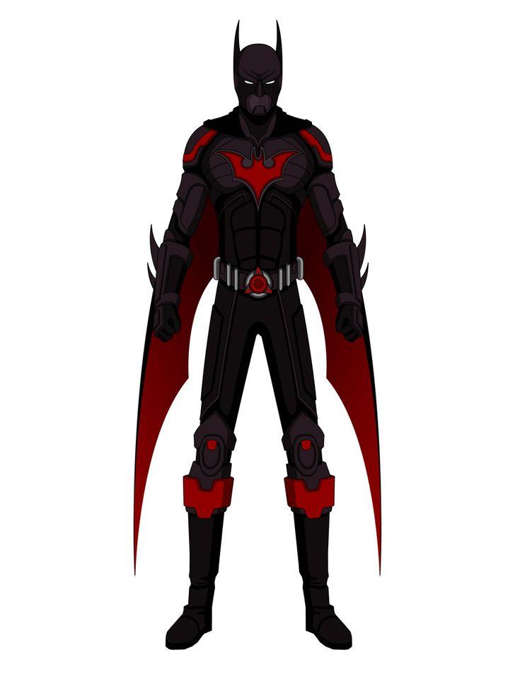 Batman Beyond - Alt Concept by *Jarein on deviantART