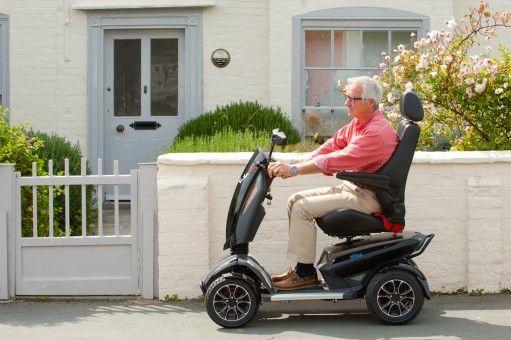 Elektrické vozíky nie len pre seniorov