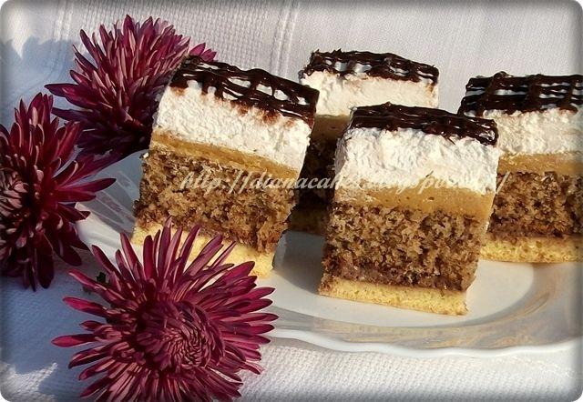 dian@'s cakes: Prajitura Dana
