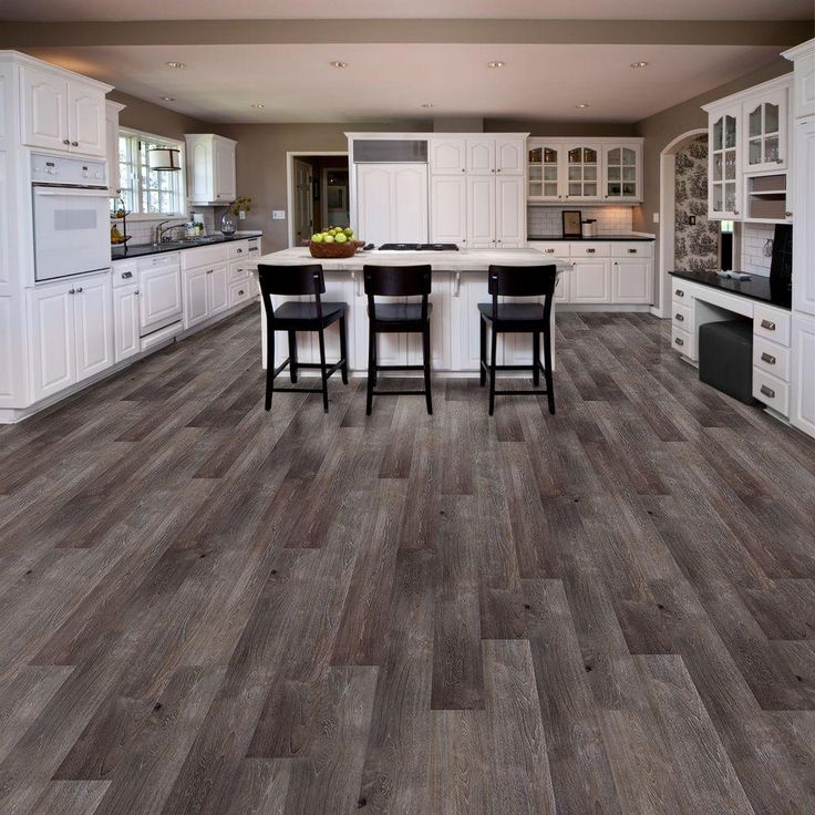 Home Legend Embossed Heatherstone Vinyl Plank Flooring