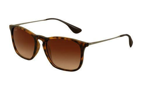 Rayban 'Chris' (Havanna Brown) - amazing new model with an old school feel.