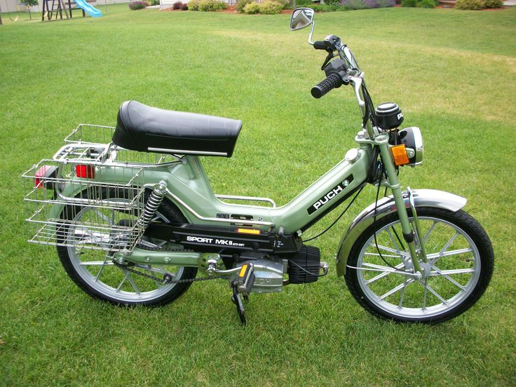 1978 Puch Moped | ... Morning Motors | Beautiful Vintage European Pedal Mopeds | Page 3