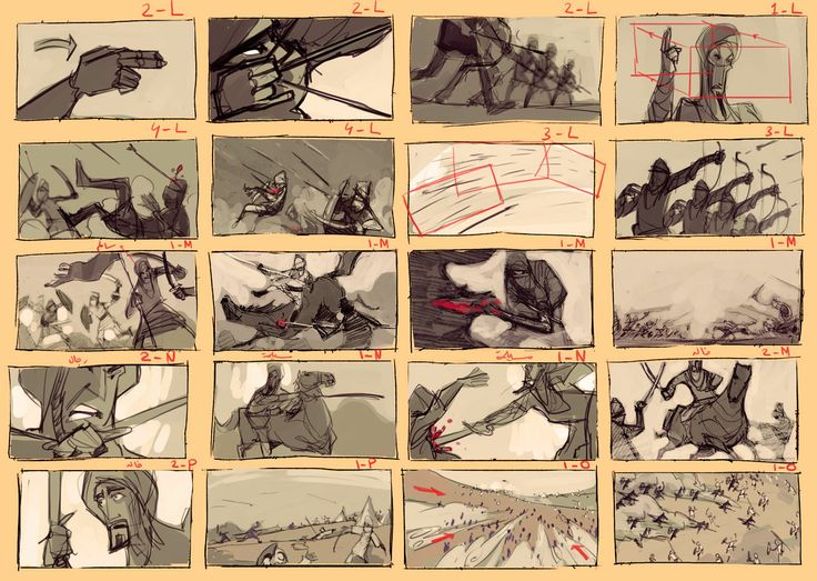 Best Storyboard Images On Storyboard Art Drawings
