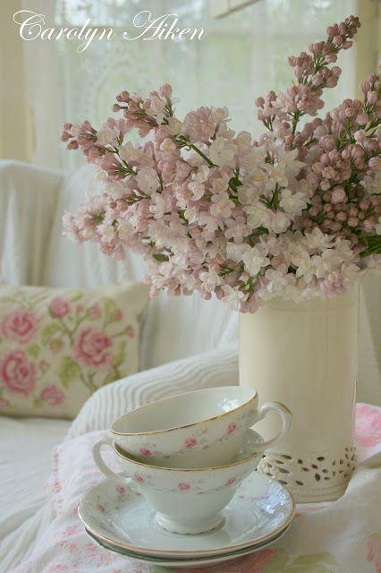 Aiken House & Gardens: Happy Pink Saturday!