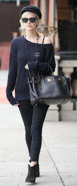 I forever envy her style <3
