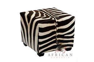 Puf i zebraskind