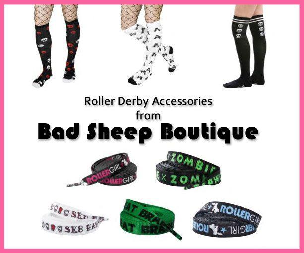 Roller Derby Accessories