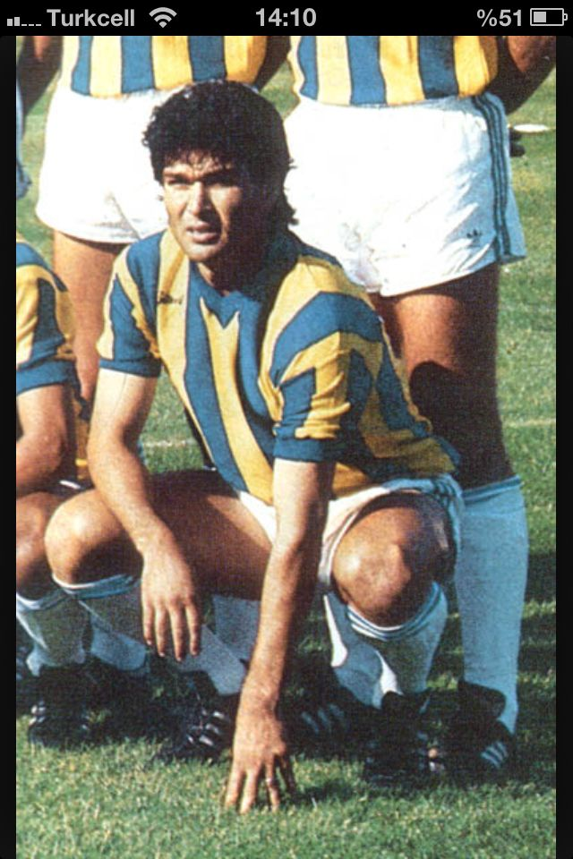 Kayhan Kaynak (1986-1988)