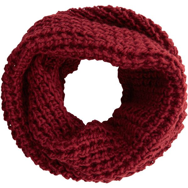 Accessorize Opp Snood ($20) ❤ liked on Polyvore featuring accessories, scarves, chunky scarves, accessorize scarves and snood scarves