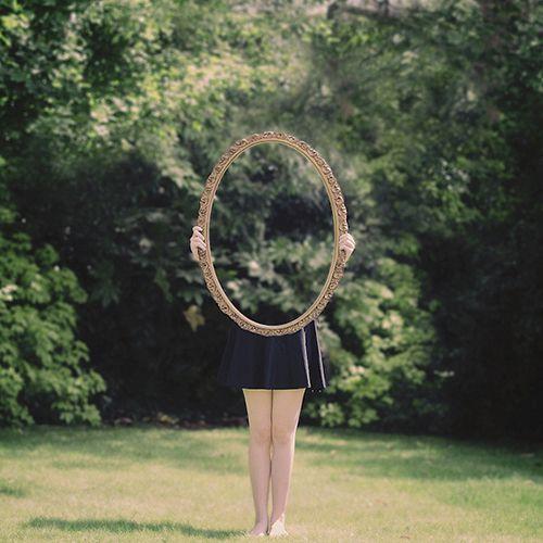 fotografias artisticas de espejos -