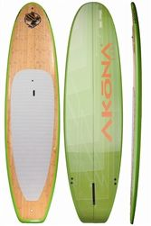 """AKONA TRADITIONAL 11'4"""" PADDLEBOARD WITH ELECTRODE DESIGN (2014)"""