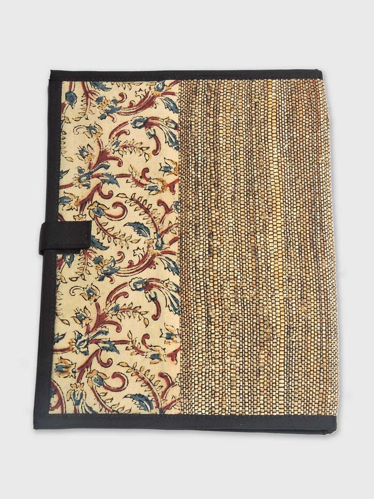 We have a magnificent range of Handmade Kalamkari folders suitable for office use in our store.