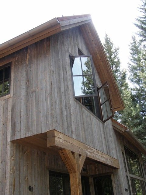 11 best images about modern wood siding on pinterest for Vertical wood siding options