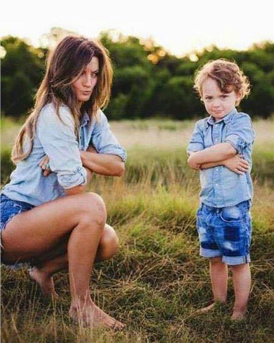 Like Mom Like Son 5