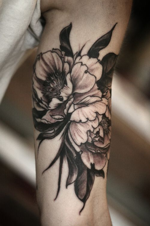 inner bicep peonies!  thank you robyn!