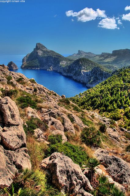 Cabo de Formentor, Mallorca, Spain
