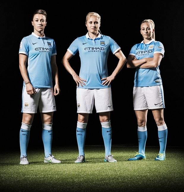 Lucy Bronze (my number when she plays for England (2)), Steph Houghton and Toni Duggan who now plays for Barcelona and not Manchester City 💗