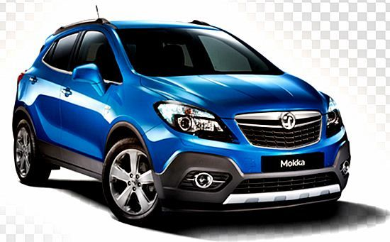 2016 Vauxhall-Opel Mokka Review and Price