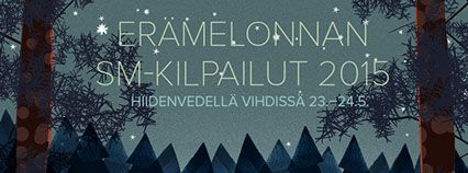 2015 Finnish National wilderness kayaking championship