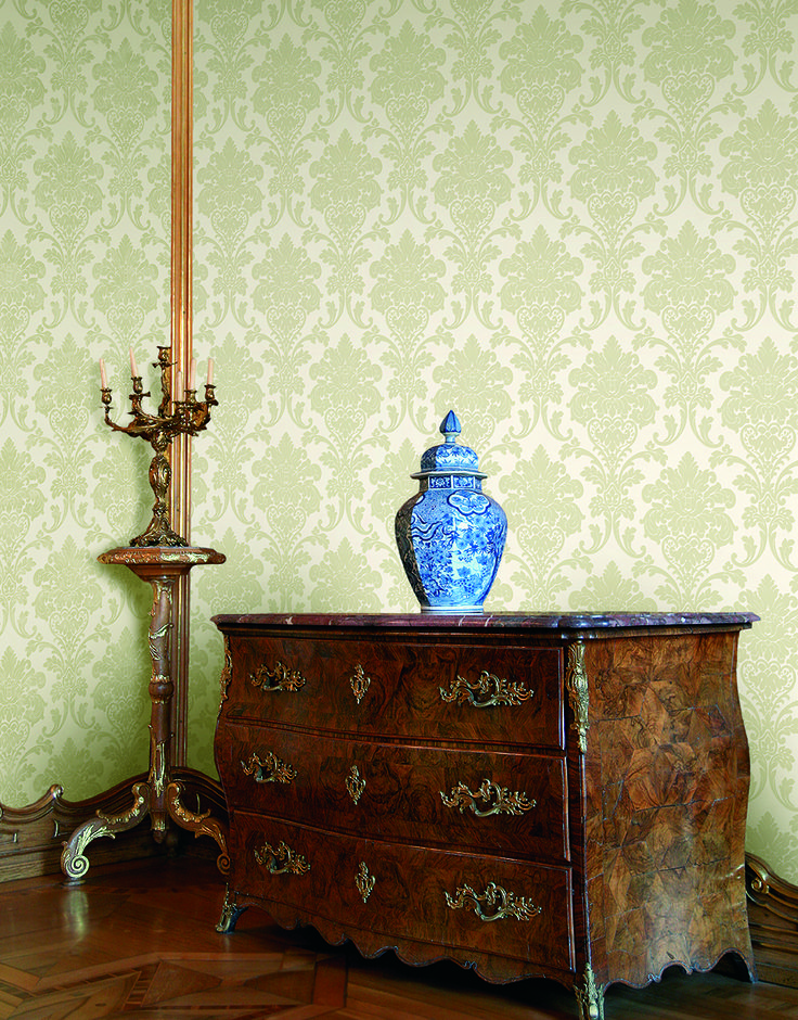 Kashmir Wallcoverings, classic italian style. Products Made in Italy. #maxmartinihome