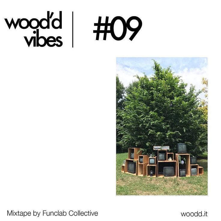 Ask @funclab.collective what's a good combo of vibes and then just listen to our latest mixtape!  link in bio  #WooddVibes #FriYay #NP #Mixtape #music #vibes