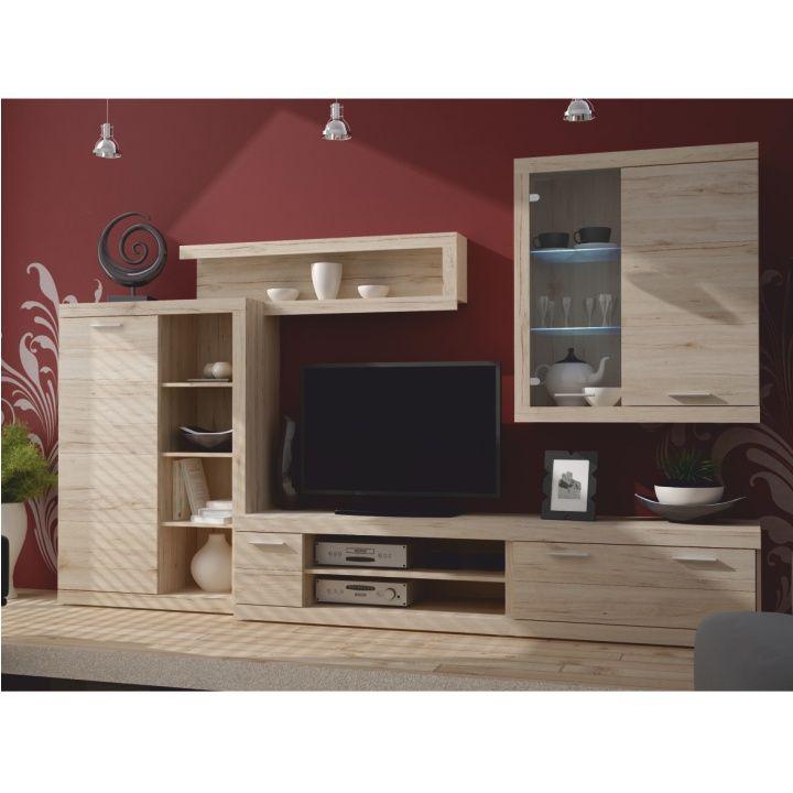 Obývací stěna GRENADA | Nábytek ATAN | Obývací pokoje