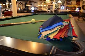 Vitale Billiards gives pool table repair and restoration services to Northern Colorado and Southern Wyoming. We've been dedicated to 100% client satisfaction from start to finish, just about every time, without fail. All of our workers are knowledgeable and skilled in all elements of pool table repair and restoration.If the pool table is wanting any work - re-felting, bumper repairs, refinishing, moving, assembly or dis-assembly - we are able to get it performed for you!