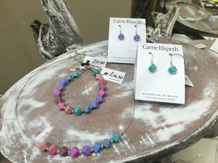 Gorgeous pastel colours from Carrie Elspeth.