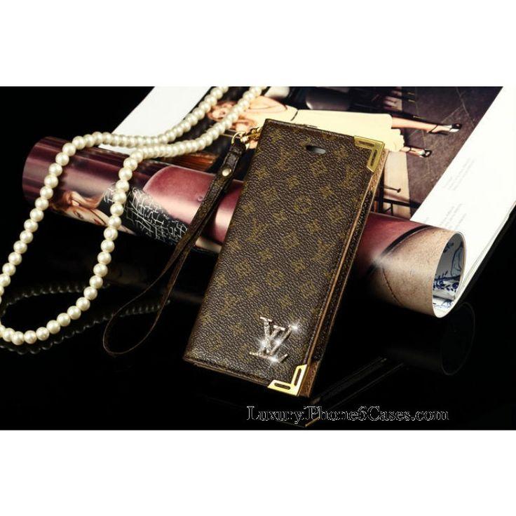 louis vuitton iphone 8 plus case. real luxury louis vuitton iphone 6 / plus wallet cases \u2013 great gift iphone 8 case y