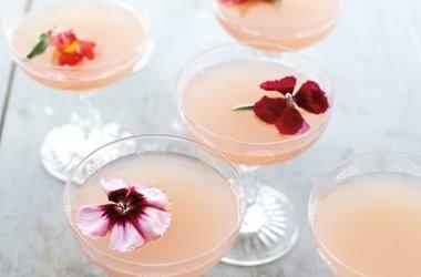 Lillet Rose Spring Cocktail | Cocktails | Pinterest