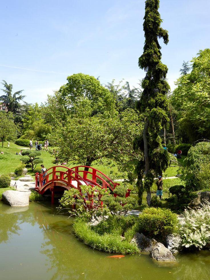 S'évader au Jardin Japonais © D. Viet #visiteztoulouse #toulouse