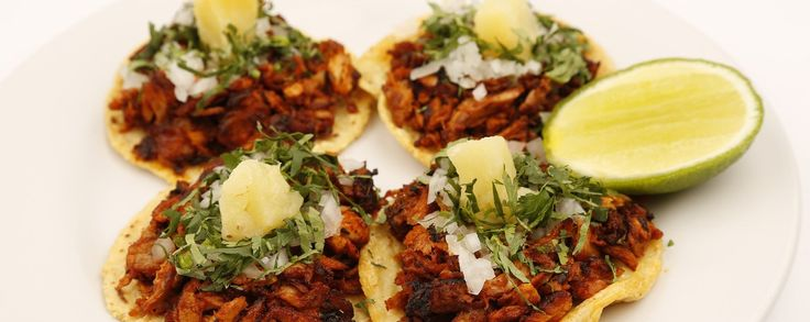 Al Pastor Tacos mit Fisch   MUNCHIES