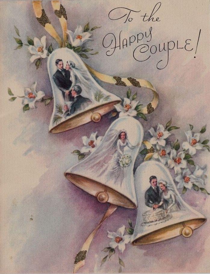 Американские открытки на свадьбу, внуком картинки