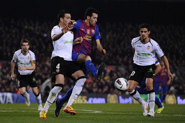 Adil Rami Photos - FC Barcelona v Valencia CF - Liga BBVA - 224 of 289 - Zimbio