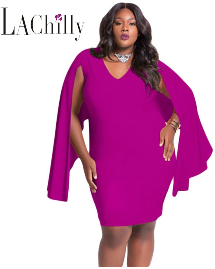 Cheap dresses girl, Buy Quality dress up shoes kids directly from China dresses cut Suppliers: New Hot Sales 2017 Autumn Club Party Big Girl Mini Dress Red Purple Cape Plus Size Dress for Women LC22933 Vestidos De Mujeres